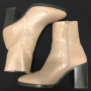 "Topshop ""million"" sock boots size 38/7.5"
